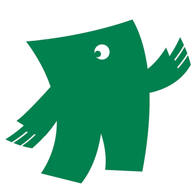 Groen in drukwerk