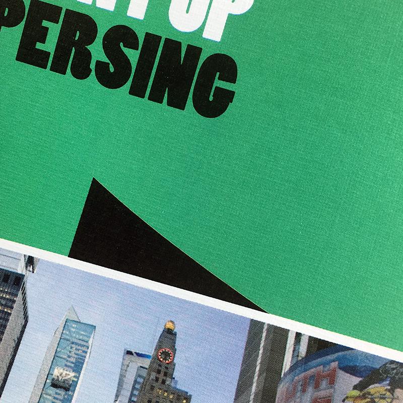 Linnenpersing